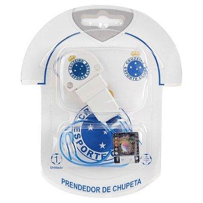 Prendedor de Chupetas Cruzeiro Kids Gol