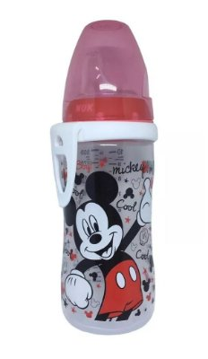 Copo Active Cup Mickey Nuk 300ml Para 12+ Meses