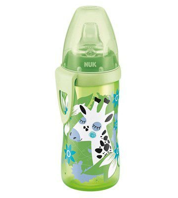 Copo NUK First Choice Active Cup Verde 300ml