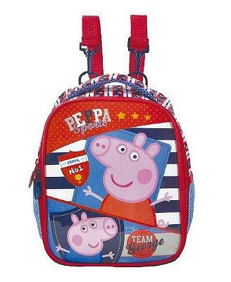 Lancheira Infantil Peppa Pig Xeryus