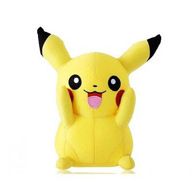 Pelúcia Pikachu 22 Cm - Pokémon