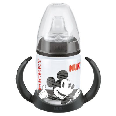 Copo de Treinamento Nuk First Choice Mickey Black 150 ml