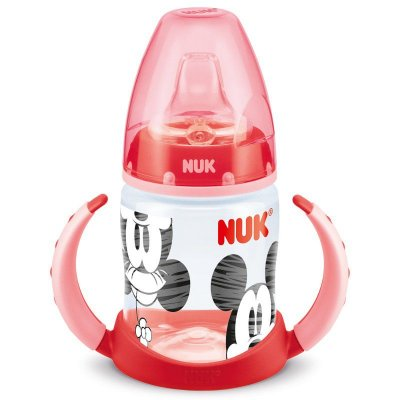 Copo de Treinamento Nuk First Choice Mickey Red 150 ml