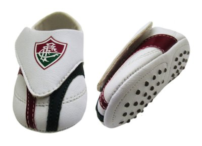 Chuteirinha Bebê Fluminense MG Oficial