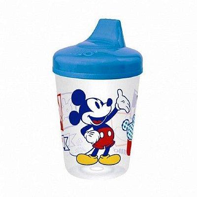 Copo de Treinamento Lillo Mickey Azul 207 ml