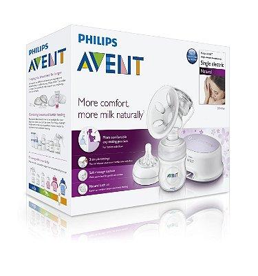 Bomba Tira Leite Materno Extratora Philips Avent Elétrica