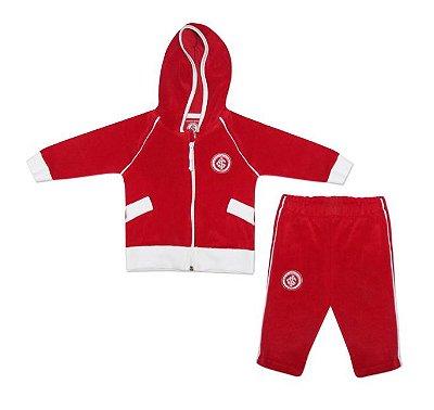 Conjunto Agasalho Bebê Internacional Plush Oficial