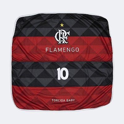 Mantinha Bebê Flamengo - Torcida Baby