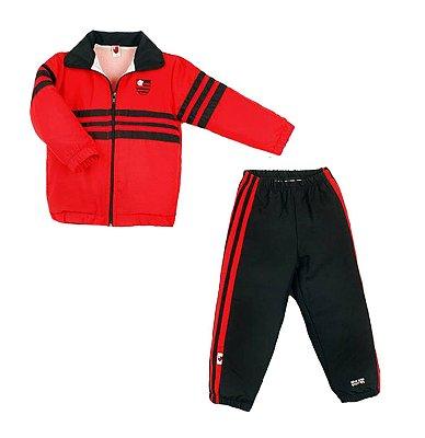 Agasalho Flamengo Microfibra Infantil Oficial