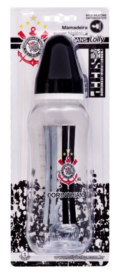 Mamadeira Corinthians Lolly 250ml