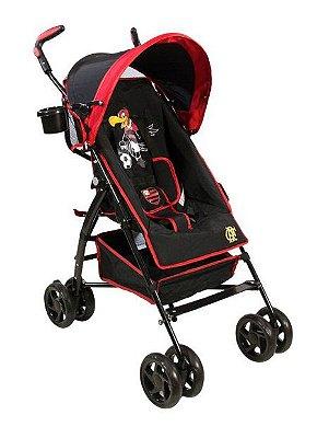 Carrinho de Bebê Flamengo Oficial