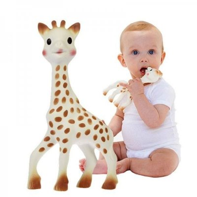 Sophie La Girafe Mordedor Para Bebê - Vulli