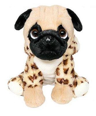 Pelúcia Cachorro Pug Oncinha 22cm Buba