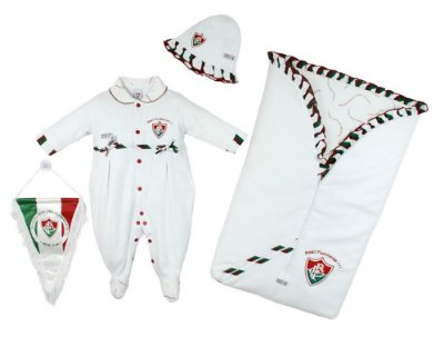 Kit Maternidade Fluminense Feminino Oficial