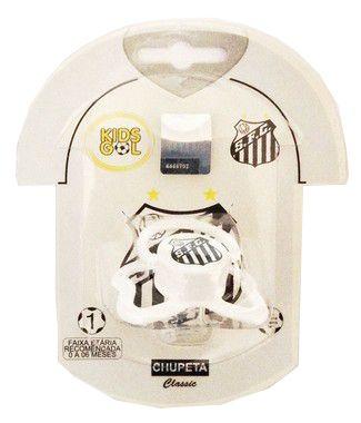 Chupeta Santos Classic Orto S1 Kids Gol