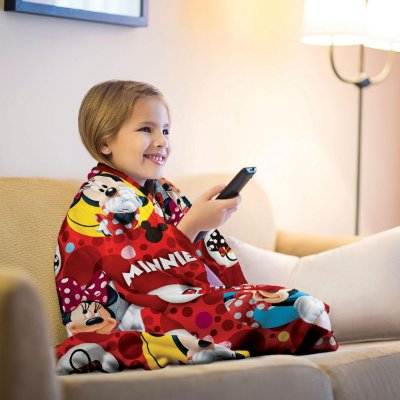 Mantinha Fleece Infantil Minnie Lepper