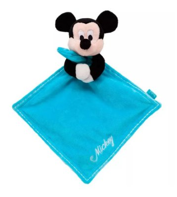 Naninha Baby Soft Disney Mickey Mouse Buba