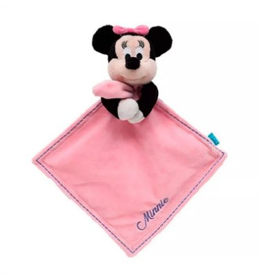 Naninha Baby Soft Disney Minnie Mouse Buba