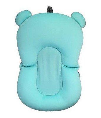 Almofada de Banho para Bebê Azul Buba