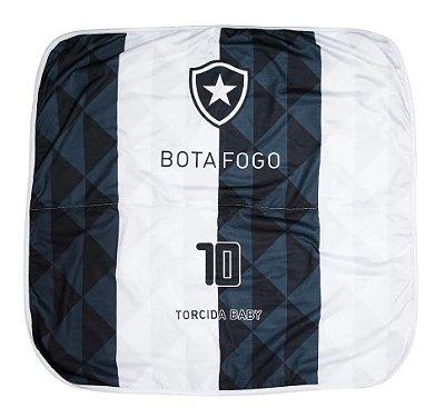 Mantinha Bebê Botafogo - Torcida Baby