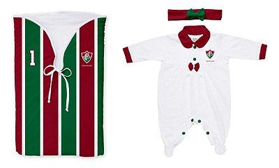 Kit Maternidade Fluminense Meninas - Torcida Baby