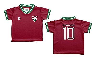Camiseta Infantil Fluminense Oficial - Torcida Baby