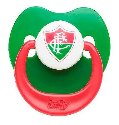 Chupeta Fluminense Silicone Bico Orto Tam 1 - Lolly