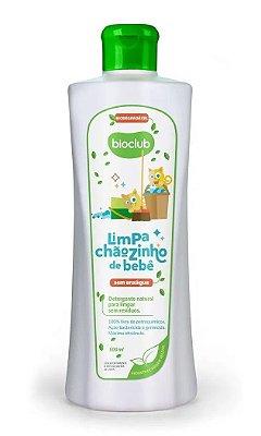 Limpeza de Chão Concentrado Orgânico 500 ml Bioclub Baby