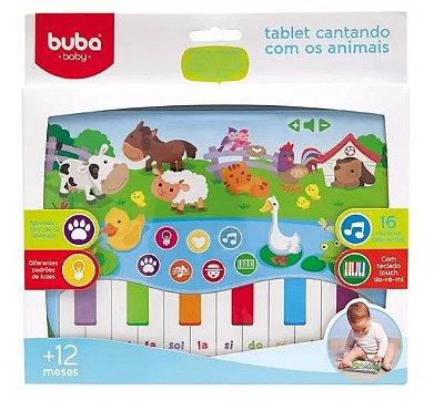 Tablet Bebê Cantando com os Animais Buba