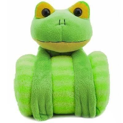 Sapinho com Mantinha 23 cm - Buba Toys