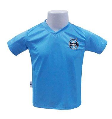 Camisa Infantil Grêmio Azul Gola V Oficial