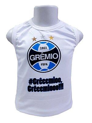 Camiseta Infantil Grêmio Regata Oficial