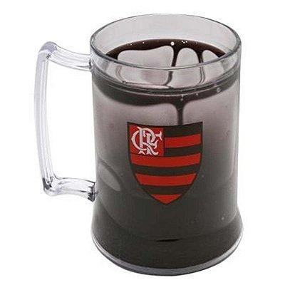 Caneca Flamengo com Gel 400ml