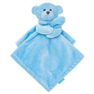 Naninha Ursinho Carinho Azul Buba