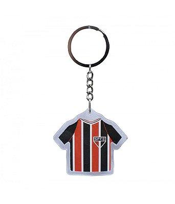 Chaveiro São Paulo Camisa Oficial
