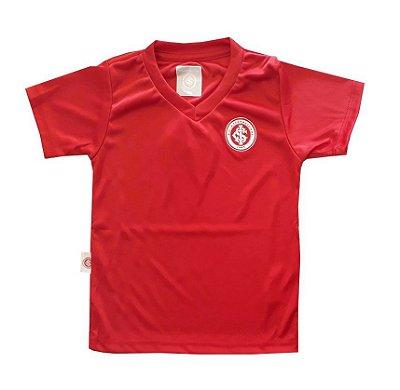 Camisa Infantil Internacional Gola V Oficial