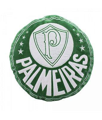 Almofada Redonda Palmeiras Oficial