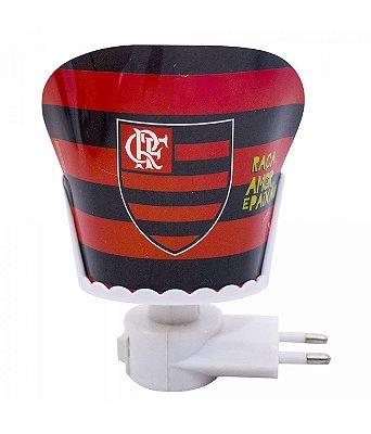 Mini Luminária Refletiva Flamengo