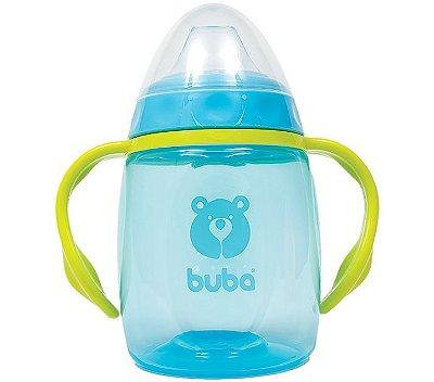 Copinho Infantil com Alça Azul Buba