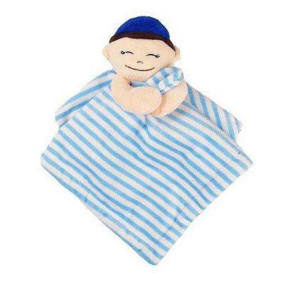 Naninha Bebê Menino Azul Unik Toys