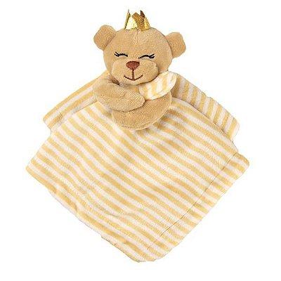 Naninha Bebê Príncipe Bege Unik Toys