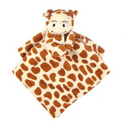 Naninha Bebê Safári Girafa Unik Toys
