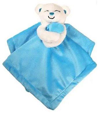 Manta com Naninha Azul Unik Toys