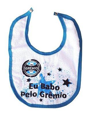 Babador Bebê Babo Pelo Grêmio Oficial