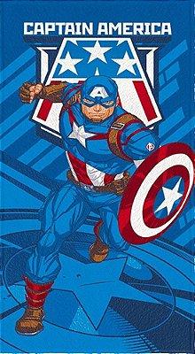 Toalha De Banho Felpuda Infantil Avengers 2 - Lepper