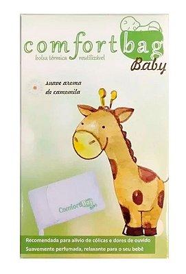 Bolsa Térmica Cólica Bebê Confort Bag Baby Carbogel