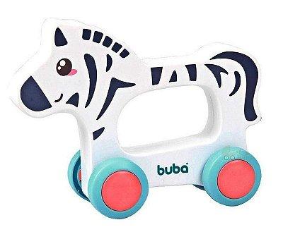 Meu Carrinho Animal Zebra Buba