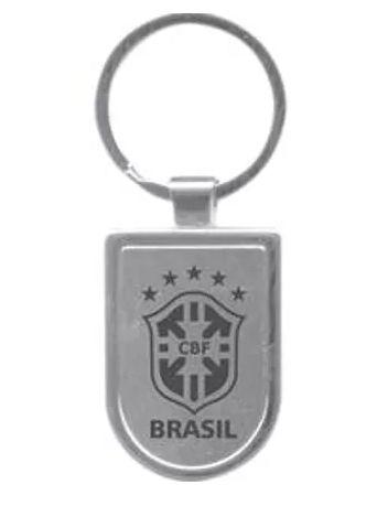 Chaveiro Brasil CBF Brasão Oficial