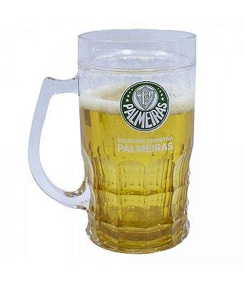Caneca Cerveja Palmeiras 400ml Oficial