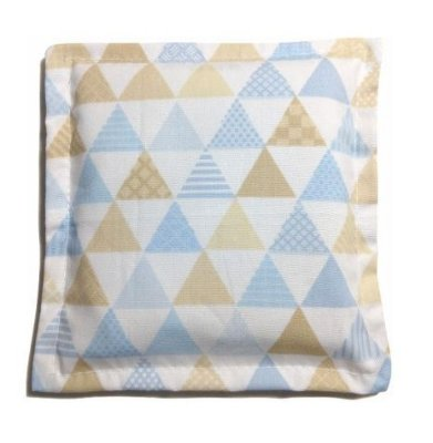 Bolsa Térmica Bebê Sem Cólica Triângulo Azul